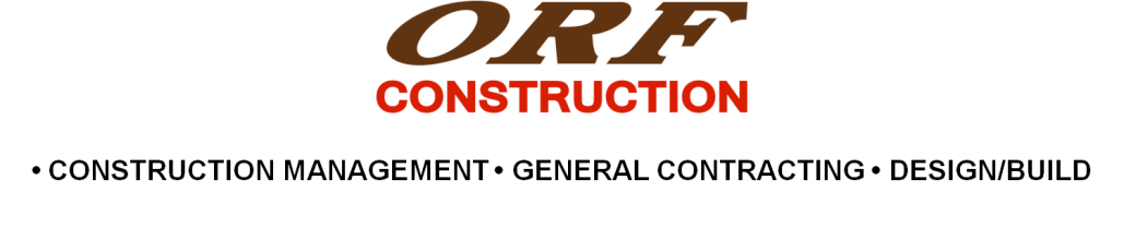 Orf Construction Logo CM-GC-DB
